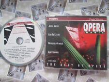 Opera Magic Various Artists Philips 438 824-2 10 US Sampler CD Album