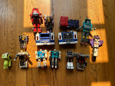 Vintage Hasbro Transformers lot Soundwave Prime Astro Train Inferno Kup Kickback