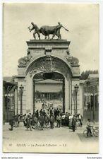 CPA-Carte postale-France -  Lille - La Porte de l'Abattoir (CP2300)