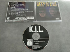 K.I.L - Keep It Live - 1st PRESS OOP rare