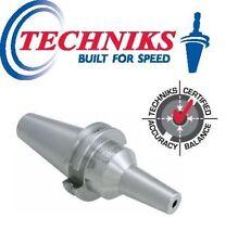 Techniks CT40 8mm Metric Shrink Fit End Mill Holder 100mm Long  CAT40 29212