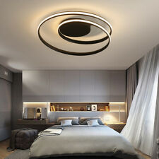 LED Lamp For Living Room Bedroom Study Room White Surface Mounted Ceiling Light