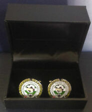 PROFESSIONAL FOOTBALLERS ASSOCIATION - VIP BOXED PAIR OF QUALITY CUFF-LINKS RARE