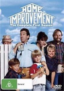 HOME IMPROVEMENT Season 1 : NEW DVD