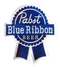 XXL Cool Vintage Style PBR Pabst Patch Badge 30cm Applique
