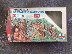 esci 1/72 Romans & Barbarians.