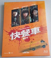 Wheels On Meals ( Blu-ray ) / Full Slip Case / English Subtitle / Region ALL