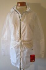 NWT The North Face Womens Desler Wind Jacket L TNF White MSRP$120