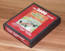 Pole Position ATARI 2600 / 7800 Spiel Namco 1982 RAR Rennspiel Cartridge TOP!