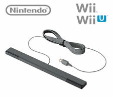 Original Nintendo Wii U Sensor Bar Rvl-014 1 Year Warranty