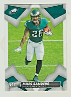 2019 Panini PANINI DAY KICKOFF #97 MILES SANDERS RC Rookie Philadelphia Eagles