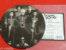 """MY CHEMICAL ROMANCE - Welcome To The Black Parade - Rare UK 7"""" Picture Disc #1"""