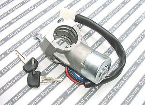 Lancia Monte Carlo / Scorpion new ignition barrel switch + keys lock