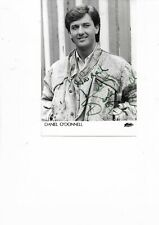 More details for daniel o' donnell hand signed black and white photograph 7 x 5