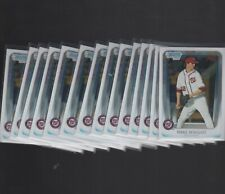 (14) COUNT LOT MIKE WRIGHT 2011 BOWMAN CHROME DRAFT PROSPECTS #BDPP11