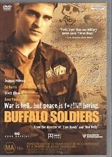 Buffalo Soldiers (DVD, 2003)  #b2