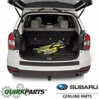 2014-2018 Subaru Forester Rear Cargo Tray Mat Liner Black OEM NEW J501SSG000