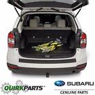 2014-2017 Subaru Forester Rear Cargo Tray Mat Liner Black OEM NEW J501SSG000