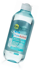 Garnier pure agua micelar limpieza 400ml