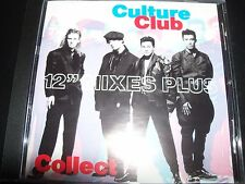 "Culture Club (Boy George) - Collect (12"" Mixes Plus) Best Of CD"
