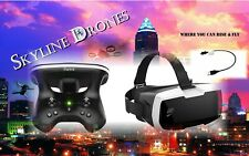 Parrot SkyController 2 & Headset  FPV