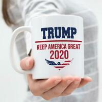 Trump Coffee Mug Trump Coffee Cup Keep America Great 2020 Mug Keep America Great