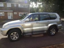 Toyota Land Cruiser More than 100,000 miles Vehicle Mileage Cars