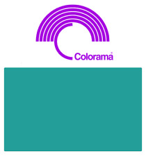 Colorama SEA BLUE Background Paper Roll (6 ft) 1.72m x 11m - CUT IN-HOUSE