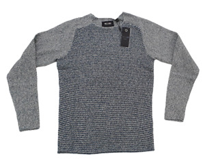 Only & Sons Adi Crew Neck Deep Dive Jumper Size S