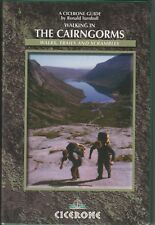 Walking in the Cairngorms: Walks, Trails and Scrambles by Ronald Turnbull