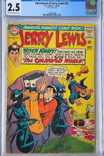 Adventures of Jerry Lewis 91 (1965) DC GIANT ANTS SILVER AGE CGC 2.5