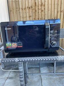 Sharp R-664KM | 20L 800W Solo Microwave - Black O14