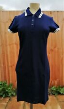Navy polo style dress size 20, scooter, mod, 60s, skinhead BNWT