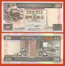 P201a   Hongkong / Hong Kong    20 Dollar    1993  UNC