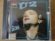 """U2  1993 """" GLORIA """" Cd .....RARE"""