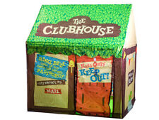 Tent to play house CLUB HOUSE gift present for children large
