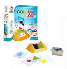 Colour Code: Unique Brain-Building Problem Solving Logic Game / Puzzle (SMART)