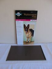 "PetSafe Dog/Pet Door Replacement Flap X-Large 13 5/8"" x 23"""