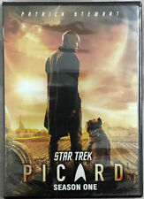Star Trek Picard Season 1 (DVD, 3-Disc-Set) Free Shipping US Seller