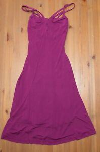 Karen Millen Purple Dress Size 8 UK Lined BNWT