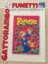 Popeye N.21 Anno 76 Edicola