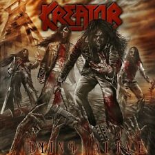 Kreator : Dying Alive CD (2013) ***NEW***