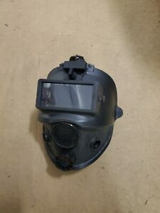 Honeywell North Full Face Respirator W/8400 Welding Flip Visor M/L