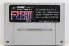 F-ZERO F Zero SFC Nintendo Super Famicom SNES Japan Import US Seller I7693