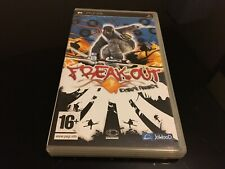 FREAK OUT EXTREME FREERIDE SONY PSP PAL