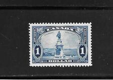 CANADA KING GEORGE V PICTORIAL ISSUE $1 DOLLAR # 227   GREAT SALE