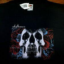 vintage 2003 Deftones tee deadstock original nos large T-shirt