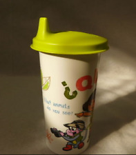 Tupperware Dora the Explorer Safari Tumbler w/ Domed (dome) Sippy~sipper~Lid New
