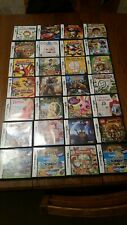 28 NINTENDO DS games. Video game lot. Mario vs Donkey Kong. Kids lot.