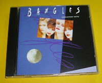 """CD """" THE BANGLES - GREATEST HITS """" BEST OF / 14 SONGS (MANIC MONDAY)"""